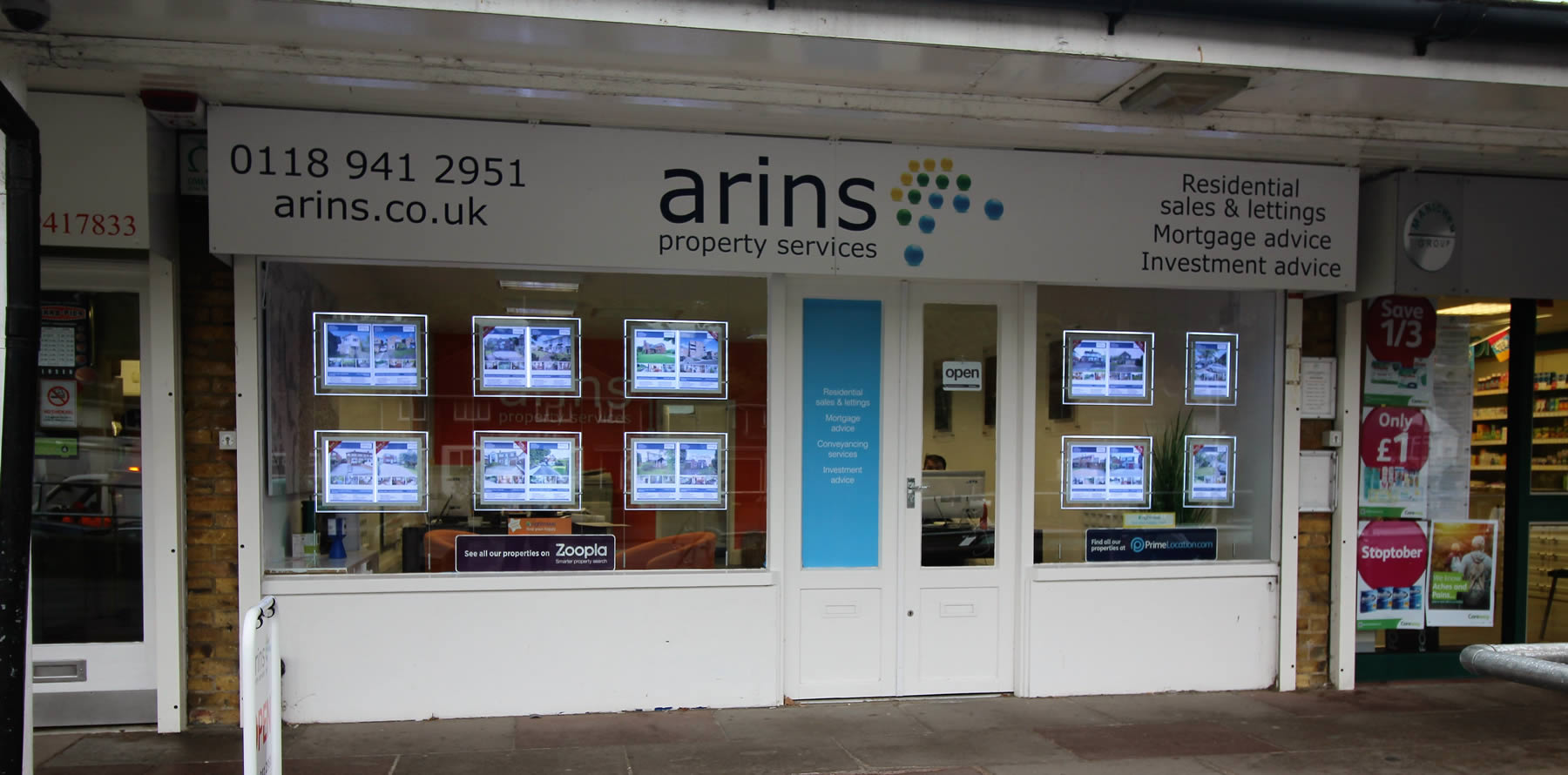 Arins Property Services