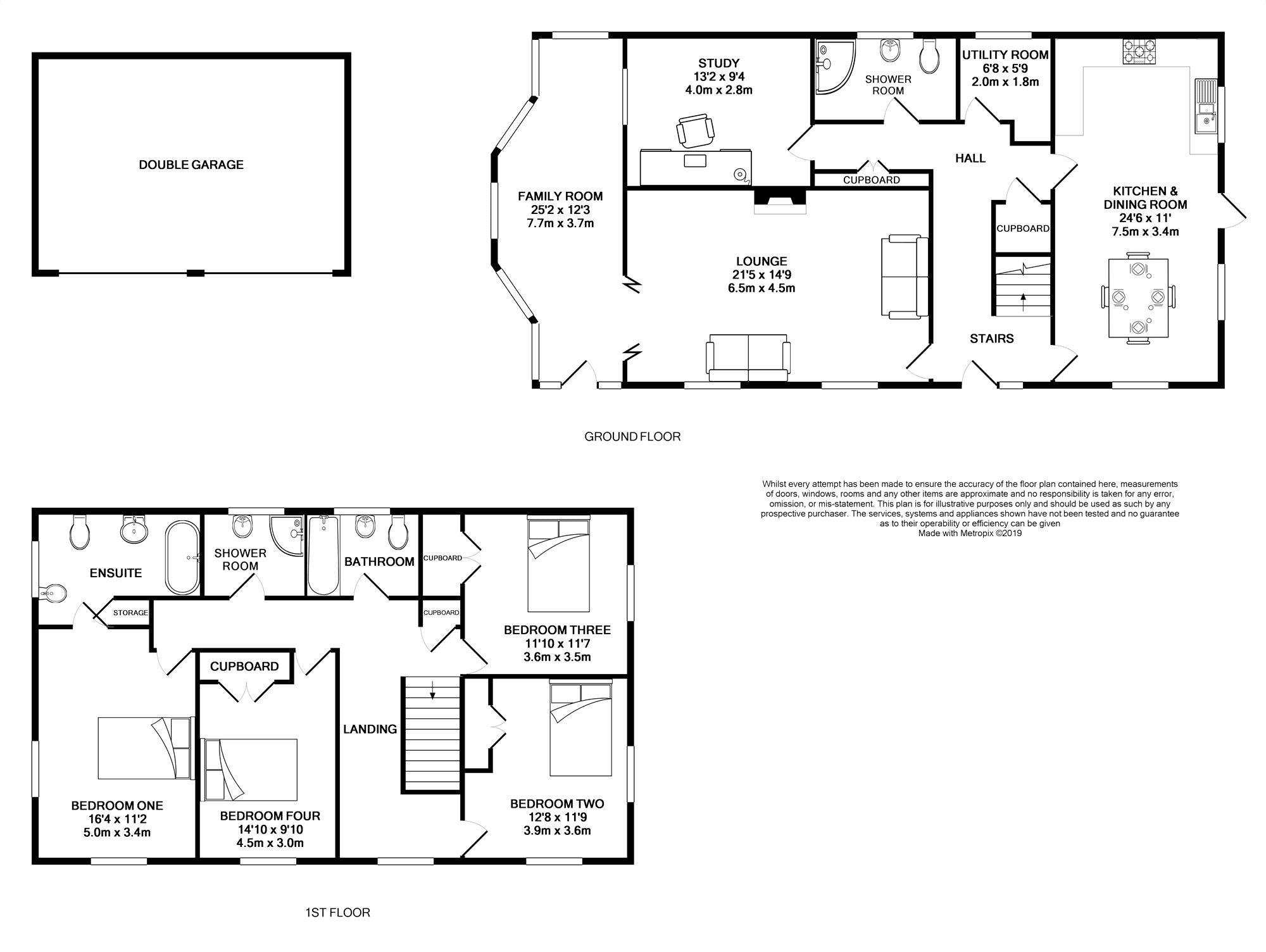 Floorplans For Purley on Thames, Reading, Berkshire